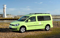 Look to the summer with the new Volkswagen Caddy Maxi Camper