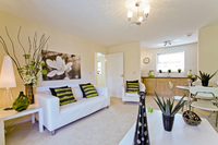 Secure a new apartment at Saddlers Brook with Help to Buy