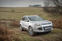 New Ford Kuga production increases to meet higher demand