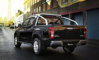 Isuzu D-Max picks up a range of new accessories