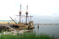 From the Mayflower to the Boston Tea Party - history in New England