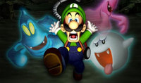 Enter Luigi's Mansion 2