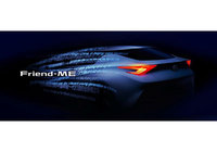 Nissan says 'Friend-Me' at Auto Shanghai 2013 with new concept car