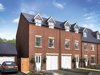 Secure the 'Holton' at Billington Grove with Help to Buy