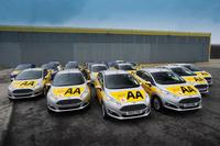 Ford Fiesta EcoBoost joins AA Driving School