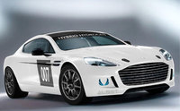 Aston Martin to race world-first Hybrid Hydrogen Rapide S