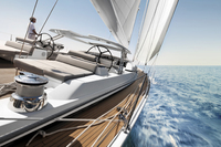 Oyster and Princess at the 30th Palma International Boat Show