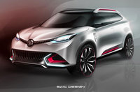 MG to unveil urban SUV concept at Shanghai show