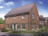 New phase of homes at Saxon Fields available with Help To Buy
