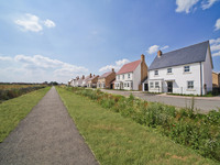 Stunning new homes are in demand in Biggleswade at Bramble Walk