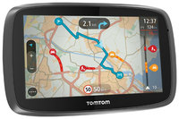 New map-centric interface puts drivers back in control