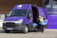Iveco secures repeat Daily van order from White Knight Laundry Services