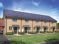 Secure a new home at The Quarters with a deposit as low as £7,500