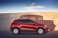 Chevrolet Trax ups the ante in Europe's small SUV segment