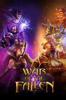 Collect, fight and rule in War of the Fallen