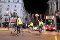 Inspired by the London Marathon? Last places available on Nightrider