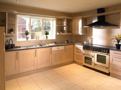 Walton Homes Kitchen.