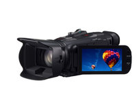Canon expands handheld video camera range