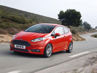 Ford Fiesta ST accelerates past 1,000 orders in first weeks