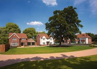 Sales success for Redrow in Royston