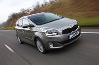 Kia Carens specification and pricing announced