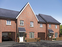 Castlemead is just seven homes away from being a complete sell out