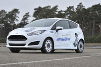 Ford and Schaeffler demonstrate eWheelDrive project