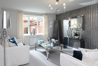 Show homes open in Bedfordshire market town