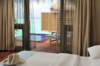 Honeymoon of a lifetime at Vilu Reef Beach & Spa Resort, Maldives