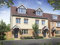 New homes at Milliners Park in Luton coming soon