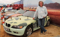 James May drops in on World of Top Gear at Beaulieu