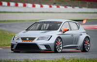 Seat introduces Leon Cup Racer at GTI Worthersee Treffen