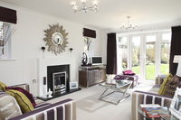 Homes selling fast at Arncott Fields