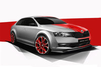 Skoda Rapid Sport concept to celebrate world premiere at Worthersee