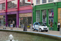 car2go starts in Birmingham