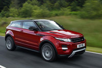 Range Rover Evoque cost of ownership now even more competitive