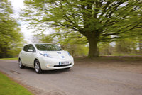 30 Nissan Leafs fit the bill for West Midlands Police
