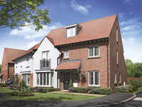 Get 'Help To Buy' a new home at Slepe Meadow - with a 5% deposit