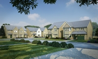 Off plan success for new homes in Steeton