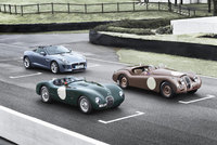 Stars to drive with Jaguar in Mille Miglia 2013