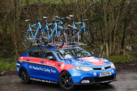 MG in bonus race for Midlands cycling fans
