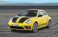 Rare bug sighted: Limited edition Volkswagen Beetle GSR now available
