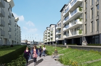 Rental guarantee tempts investors to Harbourside