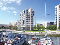 Two new show apartments launching at Victory Pier in Gillingham