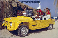 Citroen celebrates 45 years of the Mehari
