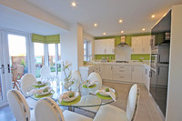 New Barratt family homes offer more space at Burton Woods