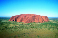 Simon says... start your Aussie adventure in the Red Centre