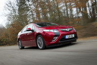 Telegraph readers charged up over Vauxhall Ampera