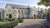 Former monastery converted into luxury homes launches for sale