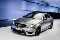 Mercedes-Benz C 63 AMG Edition 507 comes to the UK